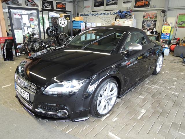 Audi TTS www.autopflege-erfurt.de
