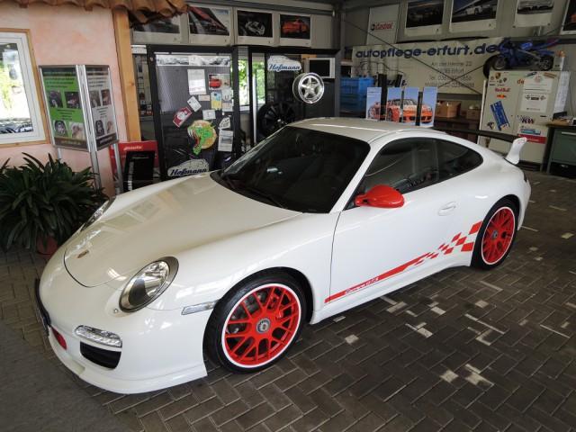 Porsche 911 GTS www.autopflege-erfurt.de