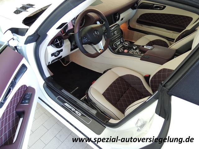 spezial Werkstatt Mercedes SLS AMG Cabrio (2)