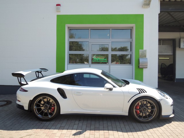 spezial eingang Porsche GT3 RS www.spezial-autoversiegelung.de (1)