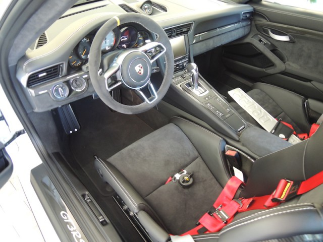 spezial eingang Porsche GT3 RS www.spezial-autoversiegelung.de (3)