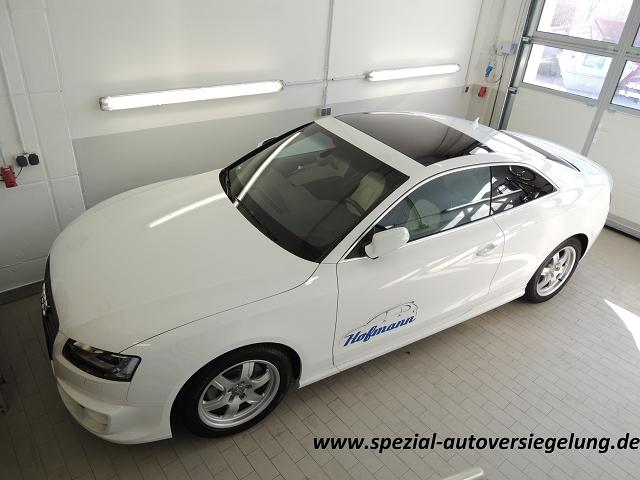 spezial werksatt Audi A5 Abt