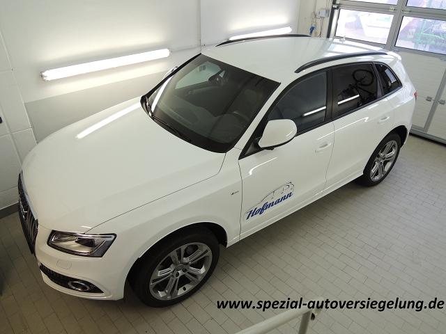 spezial werkstatt Audi Q5 Abt