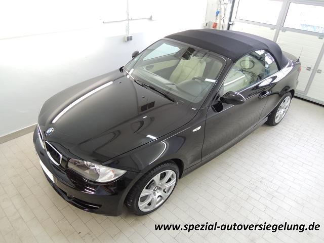 spezial werkstatt BMW 130 Cabrio