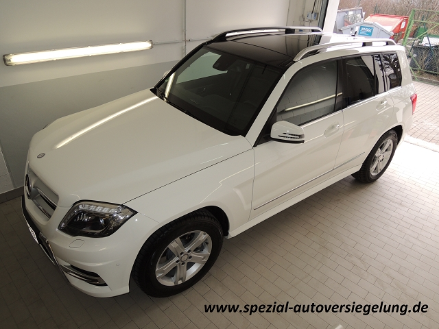 spezial werkstatt Mercedes GLK