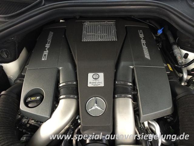 spezial werkstatt Mercedes ML AMG Motor