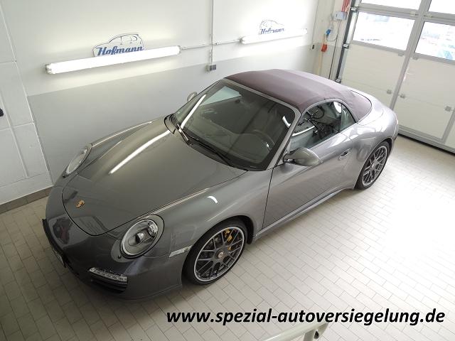 spezial werkstatt Porsche Cabrio 4S