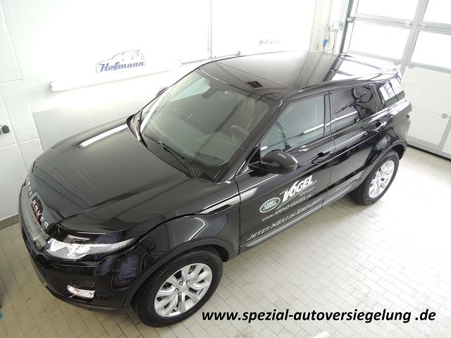 spezial werkstatt Range Rover Evoque