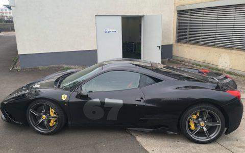 Ferrari 458 außen
