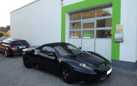 Ferrari F430 Cabrio